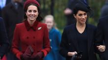 Der wahre Grund, weshalb Herzogin Kate nicht zu Meghans Babyparty erschien