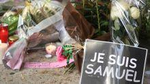 Professeur décapité : l'hommage national aura lieu mercredi, annonce l'Élysée