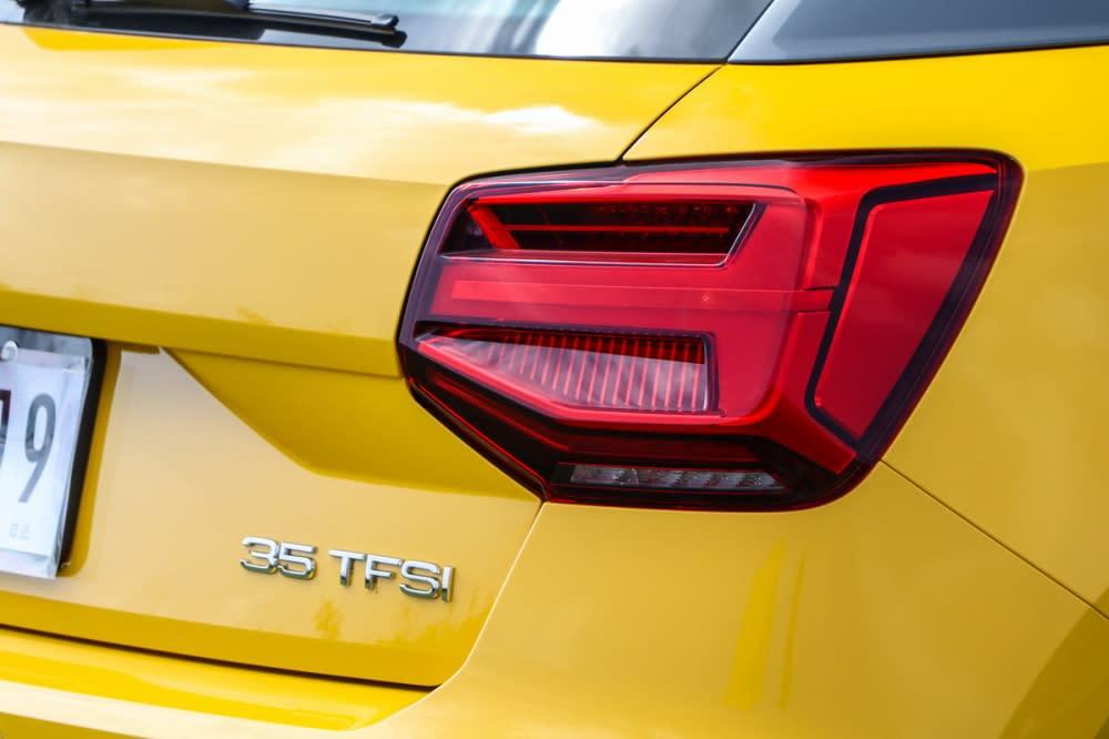 原廠以35 TFSI前驅車型衍生標準版、Luxury、Sport三種配備規格,預售價格分別為139萬、143萬與154萬元