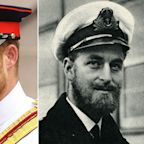 Seeing Double! Prince Harry Looks Just Like Young Prince Philip on Australia Tour