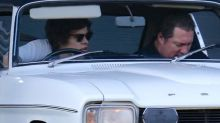 One Direction's Harry Styles adds classic Ford Capri to car collection