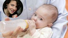 Mamas & Papas: Am Milchpulver erkennt man den Vater