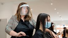 Hairdressers may be passing on Covid to customers because of 'inadequate' visors, ministers warned