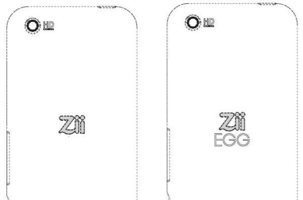 Creative Zii and Zii EGG touchscreen players with HD cameras served up by FCC
