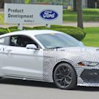 2021 Ford Mustang Mach 1 Spied Preparing For Its Speedy Return