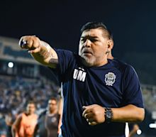 Diego Maradona once told Pope John Paul II to sell the gold ceilings at the Vatican if he wanted to help the poor