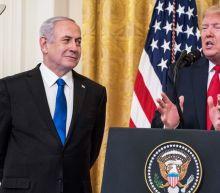 Trump's Peace Plan Rescues Benjamin Netanyahu. For Now.