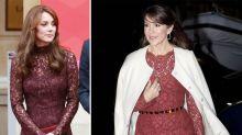 Herzogin Kate vs. Prinzessin Mary: Wem steht das Dolce & Gabbana-Kleid besser?