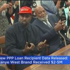 Kanye West's Company Receives More Than $2M In Federal Small Business Loans
