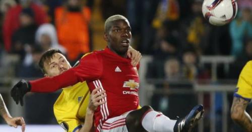 Foot - ANG - MU - Manchester United : José Mourinho ne sait pas quand Paul Pogba pourra rejouer