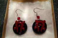 World of WarCrafts: Horde earrings