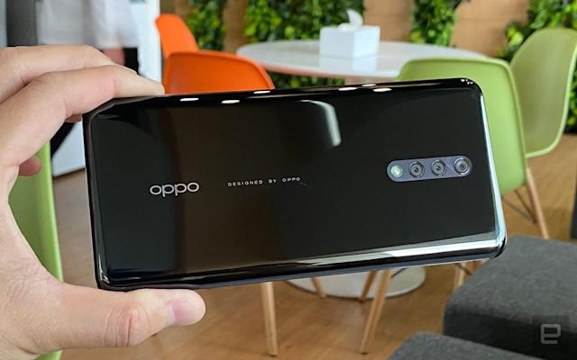 Oppo's next flagship will use a custom Sony sensor with faster autofocus