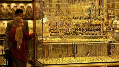 Gold driven toward $1,600