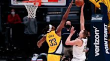 NBA Playoffs 2021: Pacers' Myles Turner out with foot injury