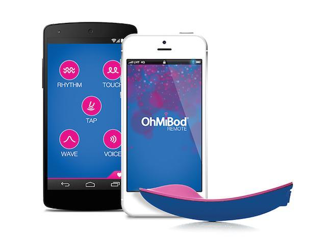 """OhMiBod's Bluetooth """"massager"""" has a clever new selling point for Apple Watch"""