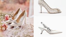 婚禮過後都能穿!20雙百搭白色/裸色高跟鞋推薦