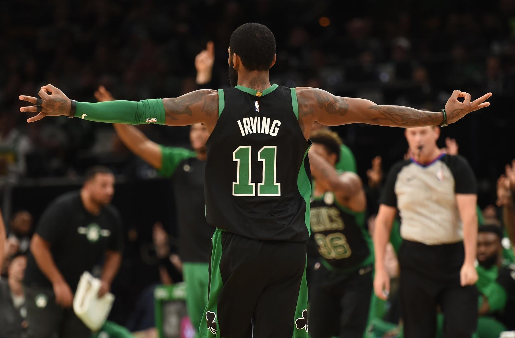 best loved 7f0a4 9d7c9 Who can become Celtics' No. 2 scorer behind Kyrie Irving?