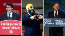'Totally tone deaf': Canadians soured by leaders' victory and concession speeches