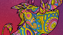 Let your inner child (and artist) run free with Color by Disney, a new adult coloring app
