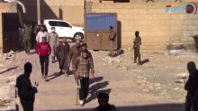In Syrian city of Raqqa, IS loses hospital, another holdout