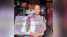 Pantawid model student transcends hardships