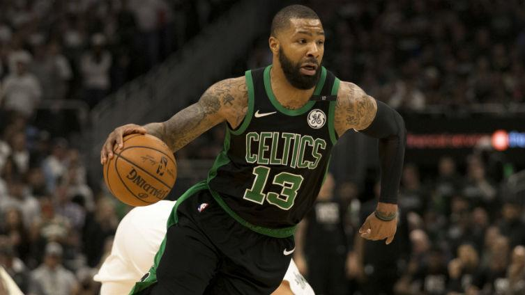 Report: Marcus Morris fires agent, had $41 million deal offered by Clippers