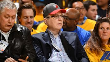 Trail Blazers, Seahawks owner Paul Allen dies