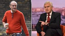 John McDonnell brands new chancellor Rishi Sunak 'Dominic Cummings' stooge'