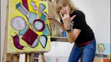 Chrissie Hynde, Adding the Blue: Read an exclusive extract from the artist's new book on painting