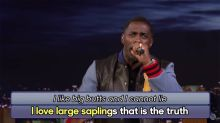Watch Idris Elba Rap 'Google Translate' Songs and Somehow Become Sexier