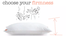 The personalised 'perfect pillow'