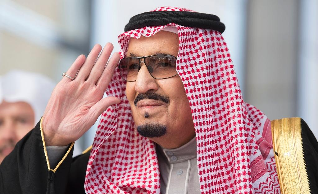 Saudi King Salman said the kingdom was proud of the efforts of the judiciary