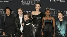 Angelina Jolie credits children for giving her 'strength' in years following Brad Pitt split