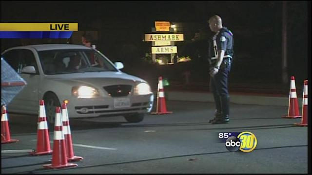 Avoid the 21 campaign aims to stop drunk drivers in the Valley