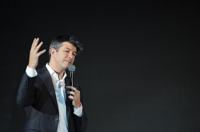 Hitting the Books: Why Travis Kalanick got Uber into the self-driving car game