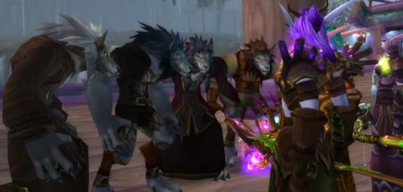 Cataclysm starting zone lore and other new details revealed