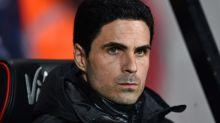 Arteta reckons Arsenal 'homework' could lead to new coaches