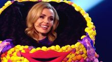 Masked Singer's Katherine Jenkins changed up costume halfway through series