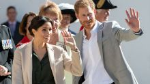 The one thing Meghan and Harry can't do in Australia