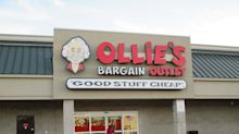 Why Ollie's Bargain Outlet Jumped 10% Today