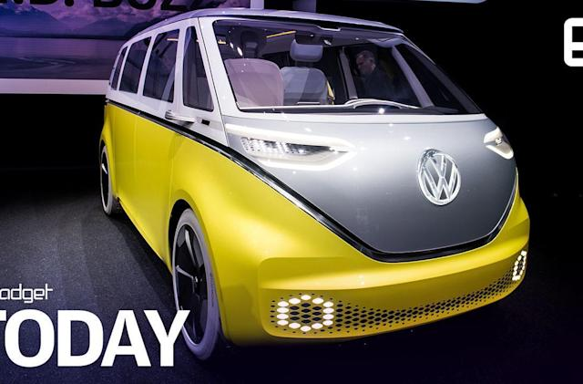 VW will build its electric microbus and crossover in the US