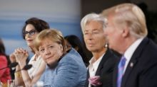 G-7 Leaders Squabble as World Economy Teeters