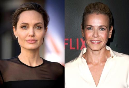 Chelsea Handler has never been an Angelina Jolie fan. (Photo: Getty Images)