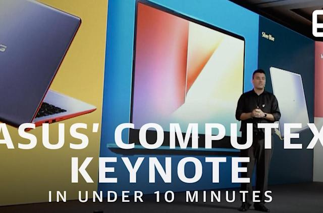 Here's everything ASUS unveiled at Computex 2018