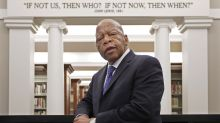 PHOTOS: John Lewis – congressman and civil rights activist – a life of extraordinary service