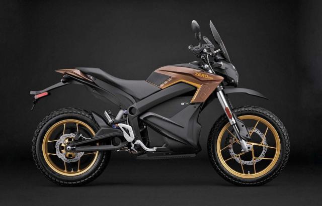 Zero Motorcycles' 2019 line-up boasts more power and longer range