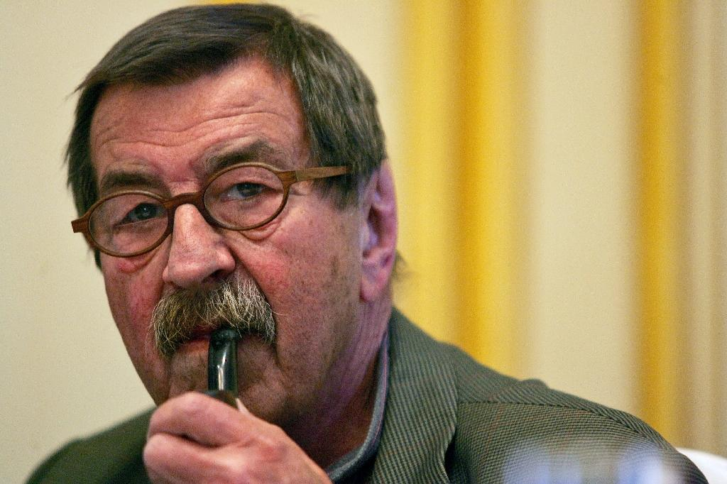 German novellist Gunter Grass was awarded the Nobel Literature Prize in 1999 (AFP Photo/Pedro Armestre)