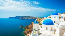 Santorini locals say lockdown is the best thing that has happened to the island in years