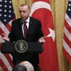 Erdogan showed GOP senators anti-Kurd video, according to reports