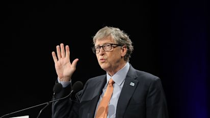 Gates is spending billions to 'save months' on a vaccine